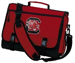 South Carolina Gamecocks Messenger Bag Red