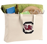 South Carolina Jumbo Tote Bag