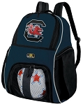University of South Carolina SOCCER Backpack or VOLLEYBALL Bag
