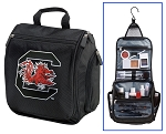 University of South Carolina Toiletry Bag or South Carolina Gamecocks Shaving Kit Travel Organizer for Men