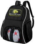 Southern Miss Logo Soccer Backpack