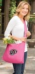 UTEP Miners Tote Bag Sling Style Pink