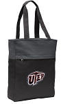 UTEP Miners Tote Bag Everyday Carryall Black