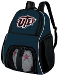 UTEP Miners SOCCER Backpack or VOLLEYBALL Bag