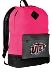 UTEP Miners Backpack Classic Style HOT PINK