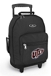 UTEP Miners Rolling Backpacks Black