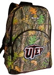 UTEP Miners Backpack REAL CAMO DESIGN