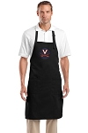 Official University of Virginia Apron Black