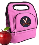 University of Virginia Lunch Bag Pink