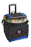 UVA Rolling Cooler Bag Blue