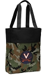 UVA Tote Bag Everyday Carryall Camo