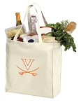 UVA Shopping Bags Canvas