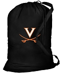 UVA Laundry Bag Black