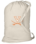 UVA Laundry Bag Natural