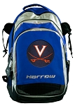 UVA University of Virginia Harrow Field Hockey Backpack Bag Royal