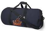 UVA Peace Frog Duffle Bag Navy