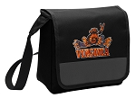 UVA Peace Frog Lunch Bag Cooler Black