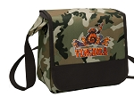 UVA Peace Frog Lunch Bag Cooler Camo