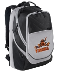 UVA Peace Frog Laptop Backpack