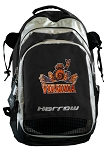 UVA Peace Frog Harrow Field Hockey Lacrosse Backpack Bag