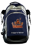 UVA Peace Frog Harrow Field Hockey Backpack Bag Navy