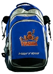 UVA Peace Frog Harrow Field Hockey Backpack Bag Royal