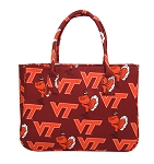 Virginia Tech Handbag Purse