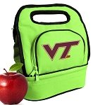 Virginia Tech Lunch Bag Green