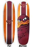 Virginia Tech Skateboard Deck