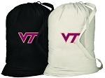 Virginia Tech Laundry Bags 2 Pc Set