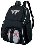Virginia Tech Hokies Ball Backpack
