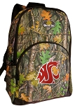 Washington State Backpack REAL CAMO DESIGN