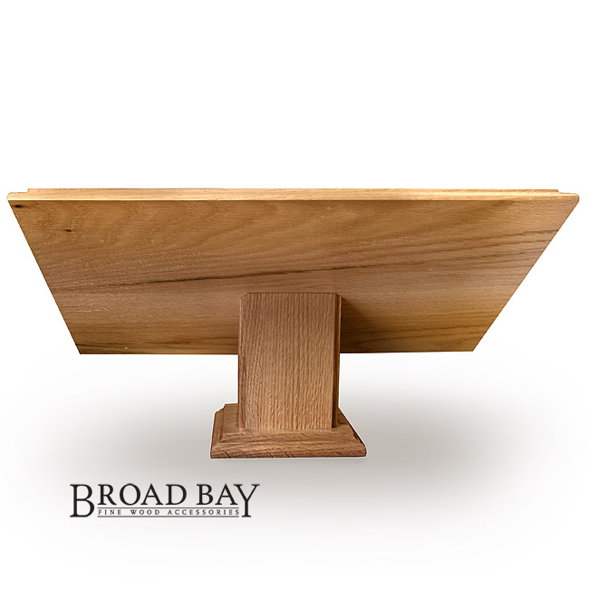 Wooden Bible Stand ~ Oak solid wood hand crafted bible holder stand best