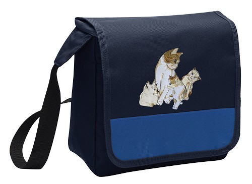 Cute Cats Lunch Bag Tote