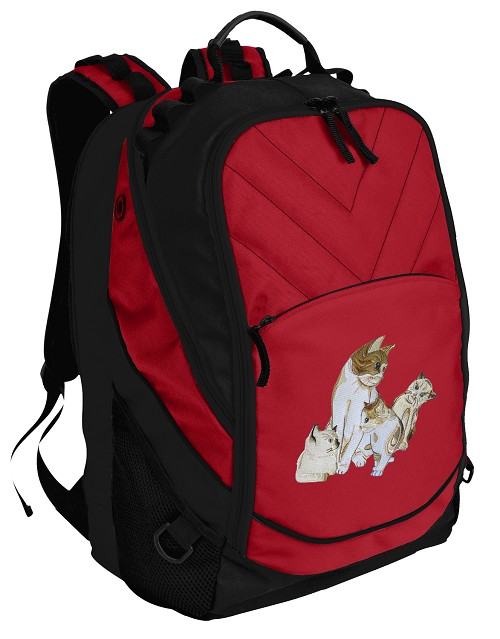 Cute Cats Laptop Computer Backpack