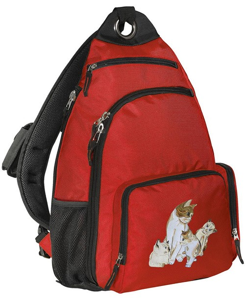 Cute Cats Sling Backpack