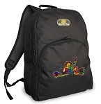 Peace Frogs Backpack