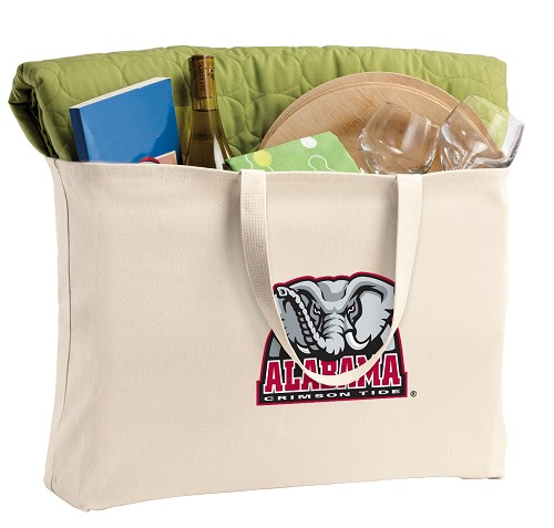 Alabama Jumbo Tote Bag