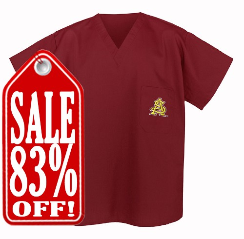 ASU Shirts - Relaxing Scrub Tops