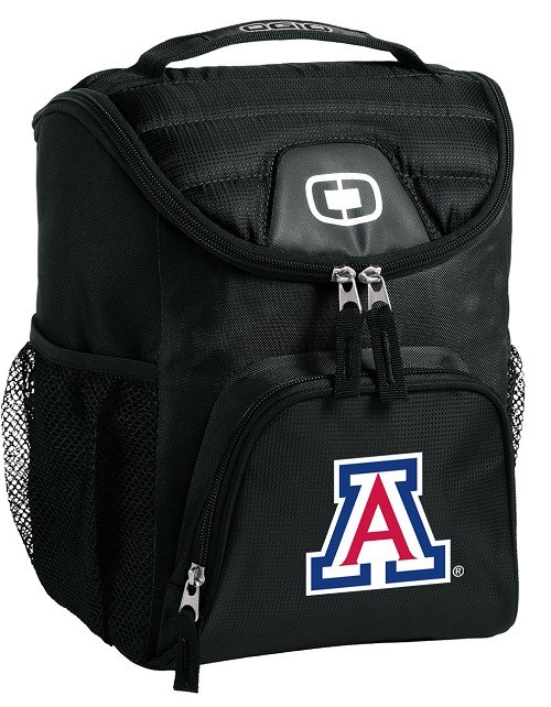 Arizona Wildcats Insulated Lunch Box Cooler Bag