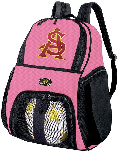 ASU Girls Soccer Backpack