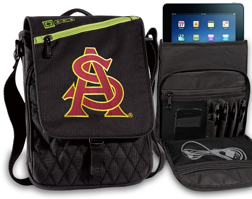 ASU Tablet Bags & Cases Green