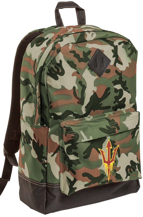 Arizona State Camo Backpack