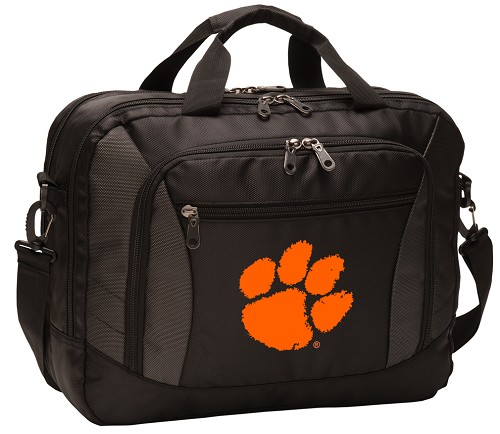 Clemson Laptop Messenger Bags
