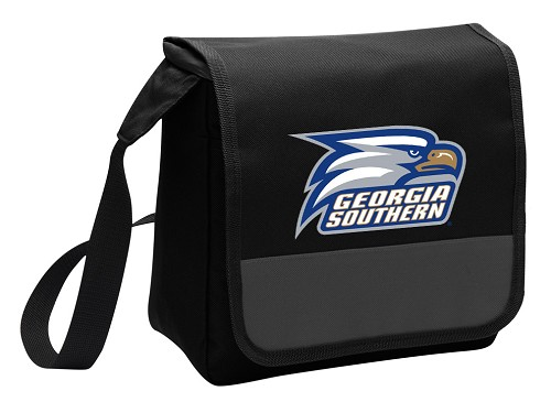 Georgia Southern Lunch Bag Cooler Black