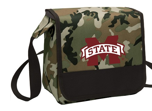 Mississippi State University Lunch Bag Cooler Camo