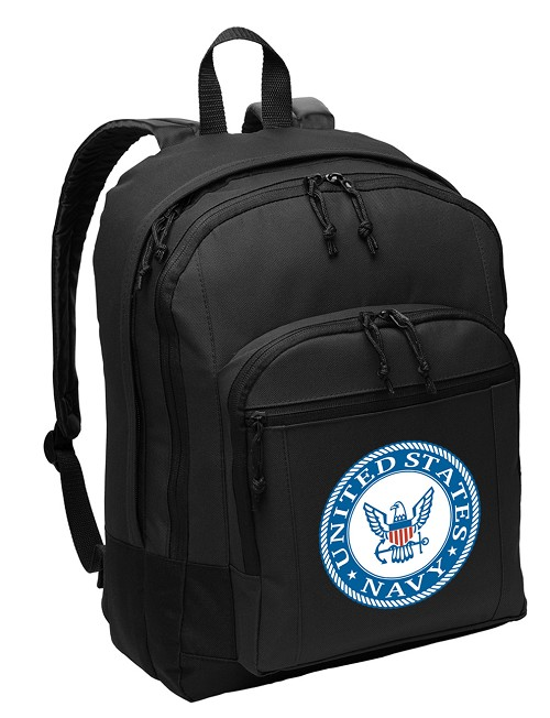 US NAVY Backpack - Classic Style