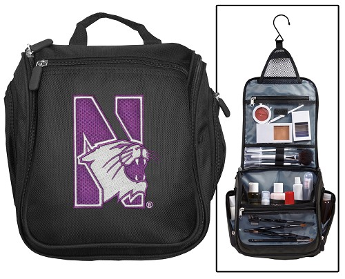 Northwestern University Toiletry Bag or Shaving Kit
