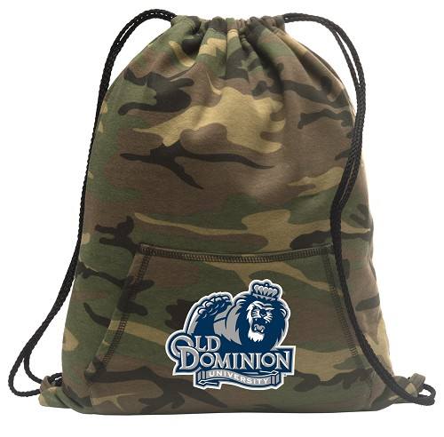 Old Dominion Drawstring Backpack Green Camo