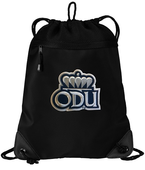 ODU Monarchs Drawstring Backpack-MESH & MICROFIBER
